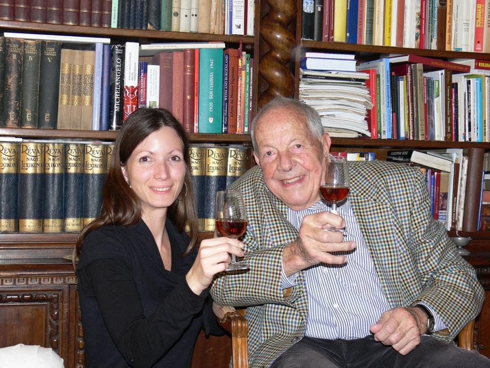 Dusóczky Tamás és Bozzai Zsófia